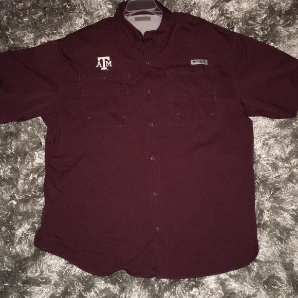 08070890a Columbia Shirts
